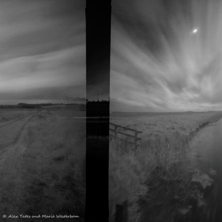 Zero Image 2000 (x2) Ilford SFX @ ISO 3 (2x ISO6) Developed in Ilford Ilfotec DD-X 1:4