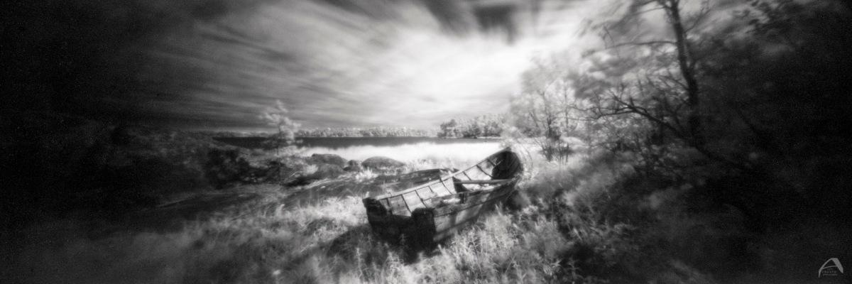 Zero Image 618 panoramic pinhole